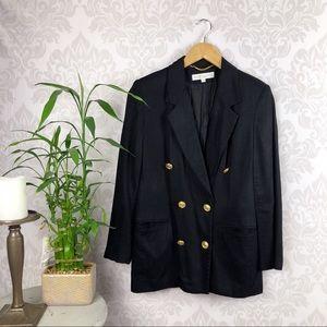 Preston & York Black Coat